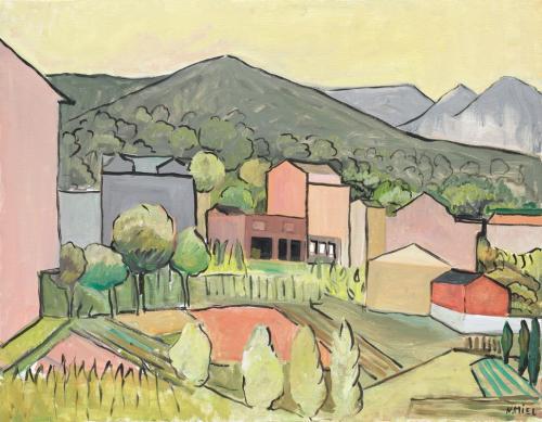 Natalie Miel Jardin de village