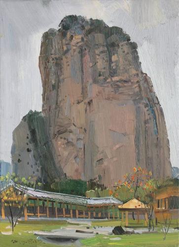 Zhu Sha Le Rocher Shiweiyan