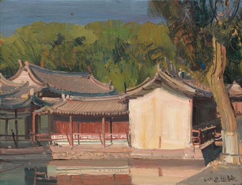 Zhu Sha 10 La Maison rouge